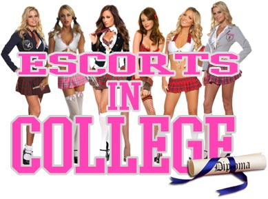 Escorts In College